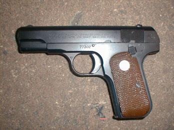 コルト ポケット M1903