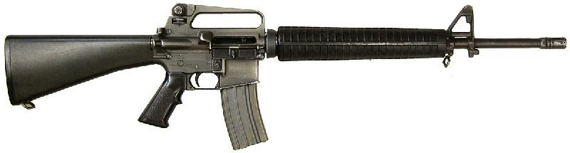 コルト M16A2