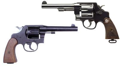 Colt/S&W M1917