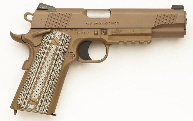 コルト M45A1 CQBP
