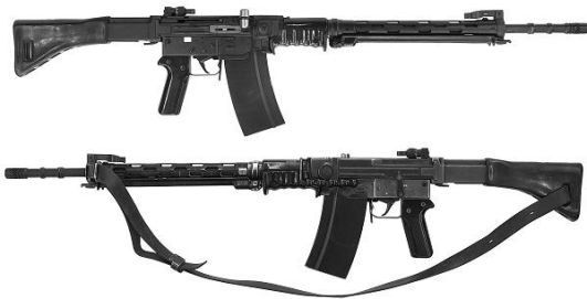Sturmgewehr 57