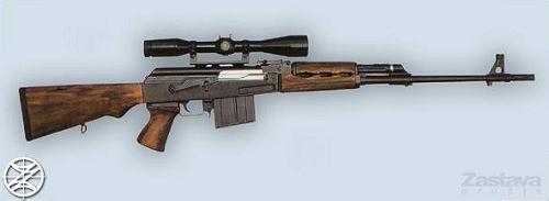 ツァスタバ LK M76