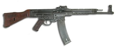 ハーネル MP43