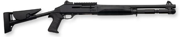 ベネリ M4 スーパー90 スケルトンピストルグリップ型