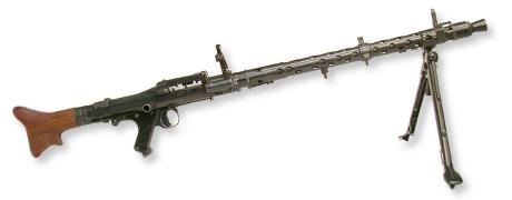 ラインメタル/マウザー MG34