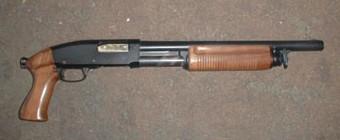 レミントン M31 ピストルグリップ