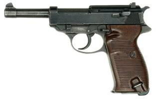 ワルサー P38 9mmx19