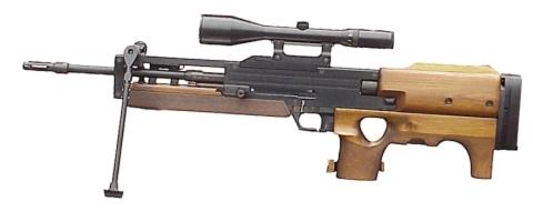 ワルサー WA2000 後期型