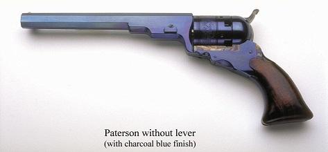 パターソン 初期型