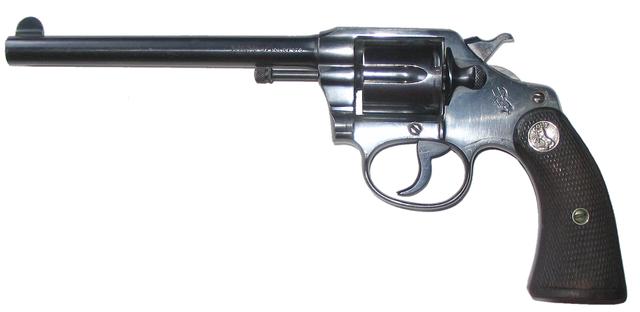 ポリスポジティブ 6インチバレル .32 Colt New Police