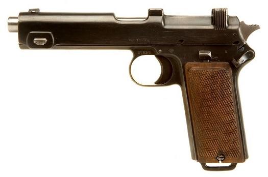 M1912の無可動実銃
