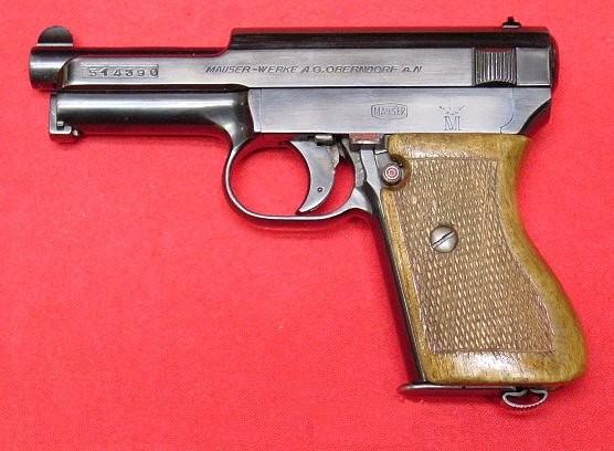 マウザー M1934