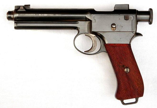 ロス・ステアー M1907