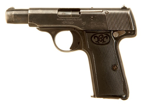 モデル4の無可動実銃