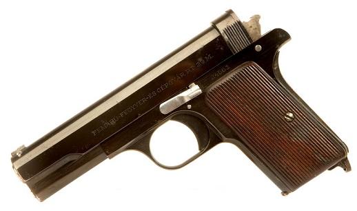 29Mの無可動実銃