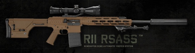 レミントン R11 RSASS