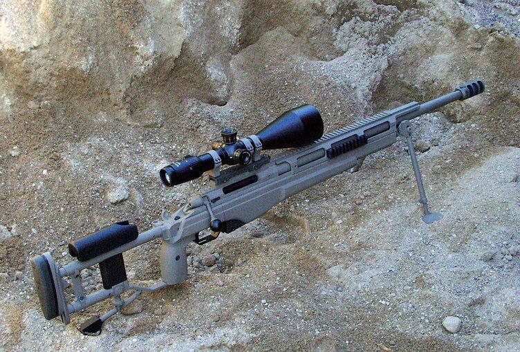 ベレッタTRG-42 Sniper