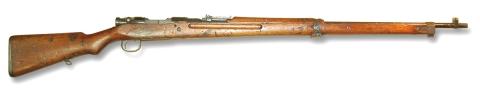 広島東洋工業製 九九式長小銃(遊底覆無し)