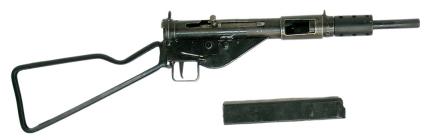 エンフィールド ステン Mk.II