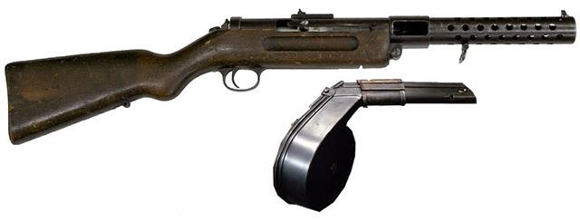 ベルグマン MP18