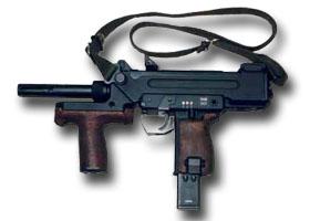 ミネベア 9mm機関けん銃 試作モデル