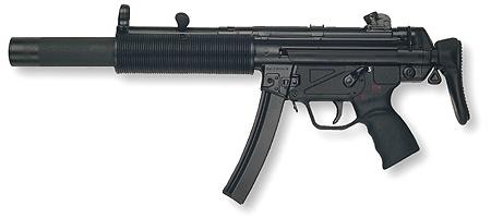 H&K MP5SD3