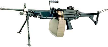 FN ミニミ 自衛隊モデル