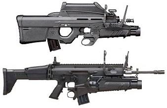 上:GL1、下:FN40GL-L
