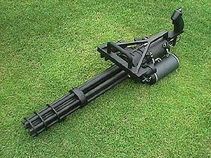 ゼネラルエレクトリック M134