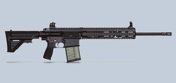 H&K HK417