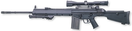 H&K MSG90A1