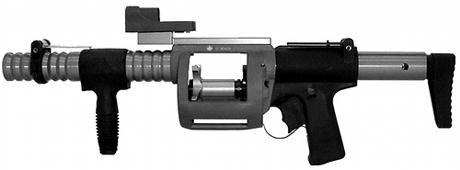 ポリスオードナンス アーウェン37 Mk.III